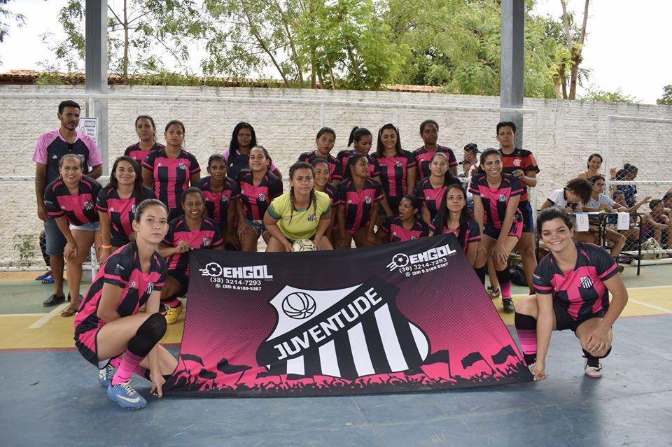 Prefeitura de Jaíba através da Secretaria de Esportes patrocina o 3º Torneio de Futsal Micro Regional Feminino e Masculino em Mocambinho