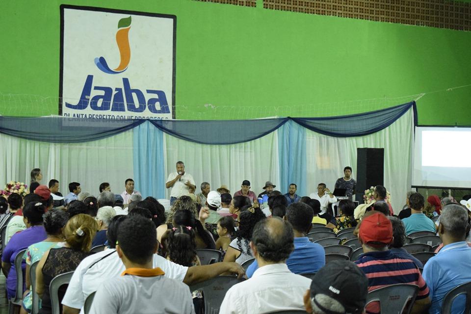 Prefeitura de Jaíba inicia o maior projeto Regularização Fundiária Urbana do Município com apoio da Câmara de Vereadores