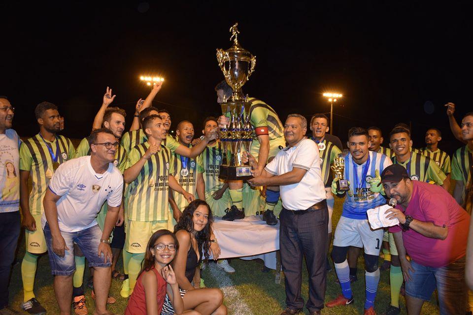 Final do Campeonato de Jaíba tem jogo equilibrado com decisão nos pênaltis e o Barcevilha é Bicampeão Jaibense 2019